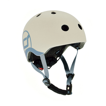Picture of Scoot & Ride® Baby helmet  XXS-S (45-51cm) Ash