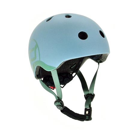 Picture of Scoot & Ride® Baby helmet  XXS-S (45-51cm) Steel