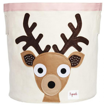 Picture of 3Sprouts® Storage Bin Deer