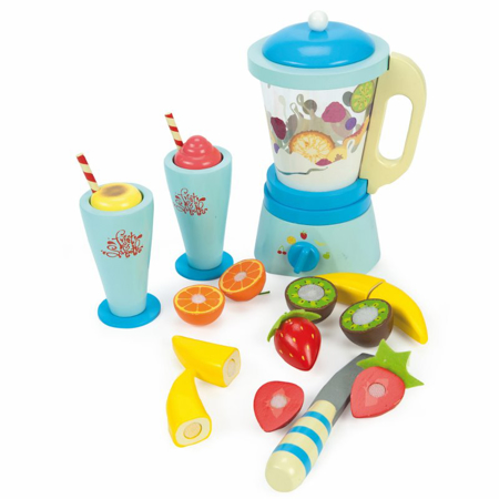 Picture of Le Toy Van® Blender & Wooden Fruit Set
