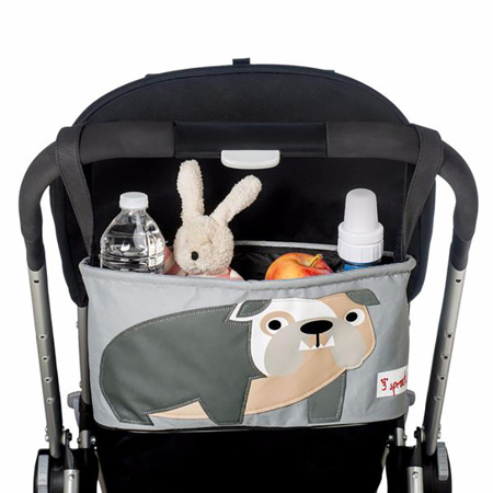 Picture of 3Sprouts® Stroller Organizer Buldog