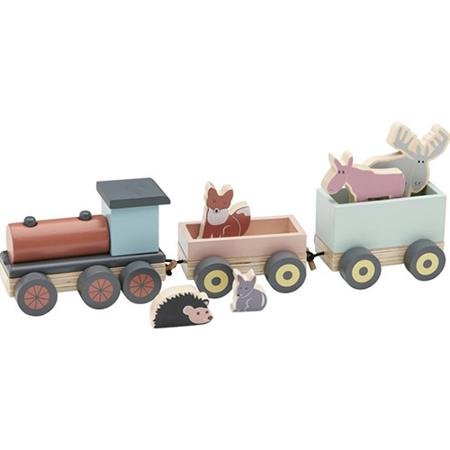 Slika Kids Concept® Lesen vlak Edvin