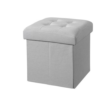Slika Kids Concept® Sedež s predalom za shranjevanje Grey