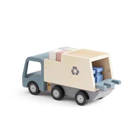 Slika Kids Concept® Camion di spazzatura Aiden