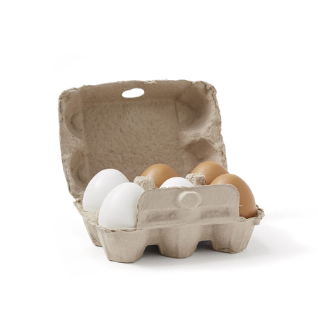 Slika Kids Concept® Lesena jajčka