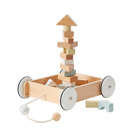 Slika Kids Concept® Vagon s kockami