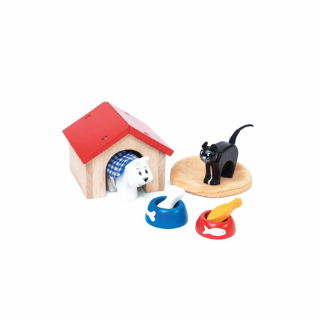Picture of Le Toy Van® Doll House Pet Set