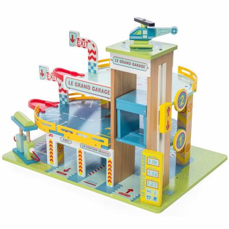 Slika Le Toy Van® Garažna hiša Le Grand