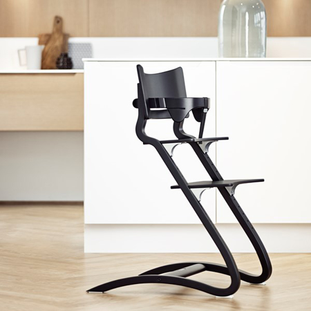 Picture of Leander® High Chair Black