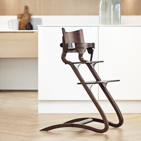 Immagine di Leander® Leander seggiolone High Chair Walnut