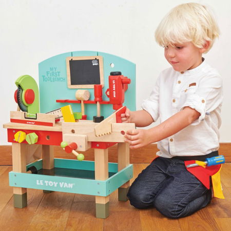 Picture of Le Toy Van® Wooden Tool Bench