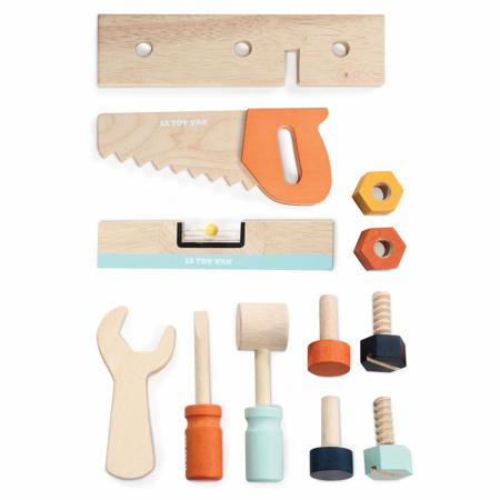 Le Toy Van® Alexova miza z orodjem
