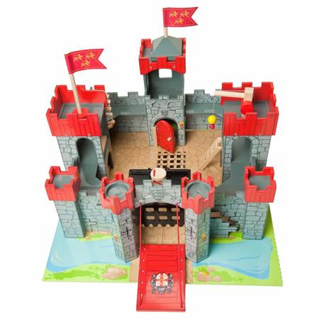 Picture of Le Toy Van® Lionheart Wooden Castle