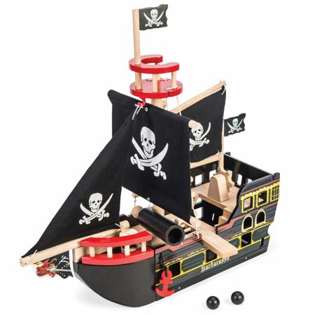 Slika Le Toy Van® Gusarska ladja Barbarossa