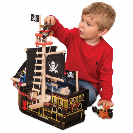Le Toy Van® Barbarossa Pirate Ship