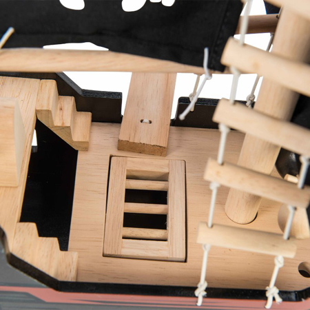 Picture of Le Toy Van® Barbarossa Pirate Ship