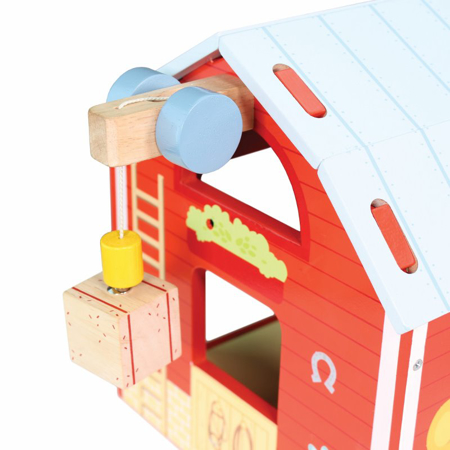 Immagine di Le Toy Van® Rdeči skedenj