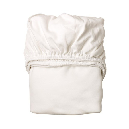 Picture of Leander® Cradle Sheet 79x49 White/White