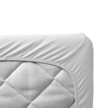 Leander® Baby Bed Sheet 2-Pcs 60x120 Blue