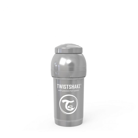 Picture of Twistshake® Anti-Colic 180ml Pearl Grey