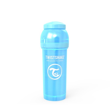 Picture of Twistshake® Anti-Colic 260ml Pearl Blue