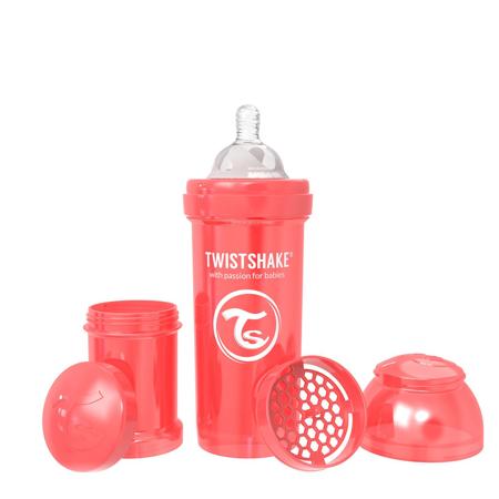 Twistshake® Anti-Colic 260ml Pearl Red