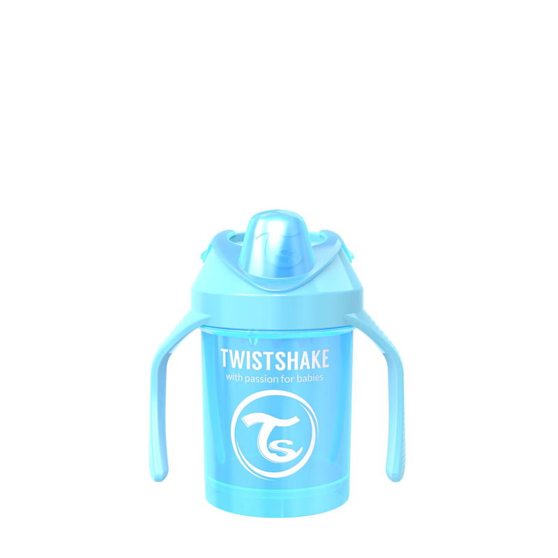 Picture of Twistshake Mini Cup 230ml (4+M) Pearl Blue