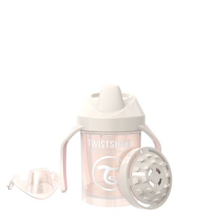 Picture of Twistshake Mini Cup 230ml (4+M) Pearl Champagne