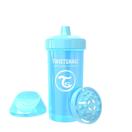 Picture of Twistshake Kid Cup 360ml (12+M) Pearl Blue