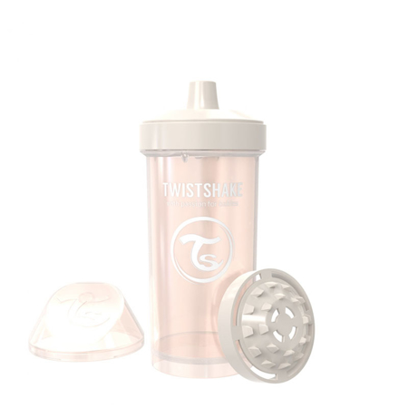 Picture of Twistshake Kid Cup 360ml (12+M) Pearl Champagne