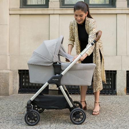 Slika Nuna® Košara za novorojenčka Triv™ Caviar