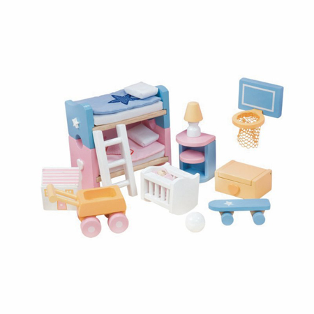 Picture of Le Toy Van® SugarPlum Children's Bedroom