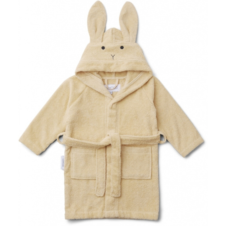 Picture of Liewood® Bathrobe Rabbit Smoothie Yellow