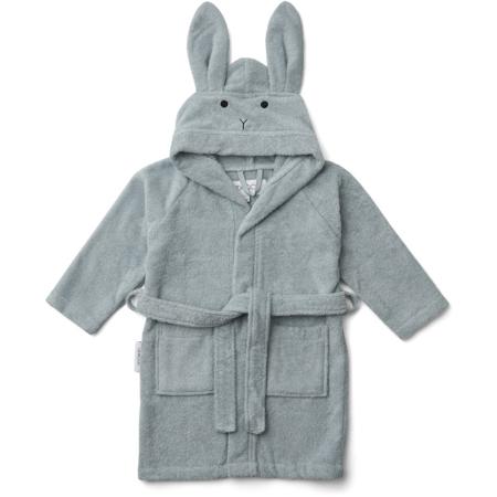 Picture of Liewood® Kopalni plašček  Rabbit Sea Blue 1/2 Y