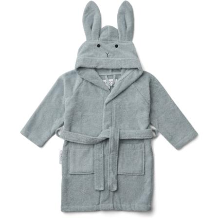 Picture of Liewood® Kopalni plašček  Rabbit Sea Blue 5/6 Y