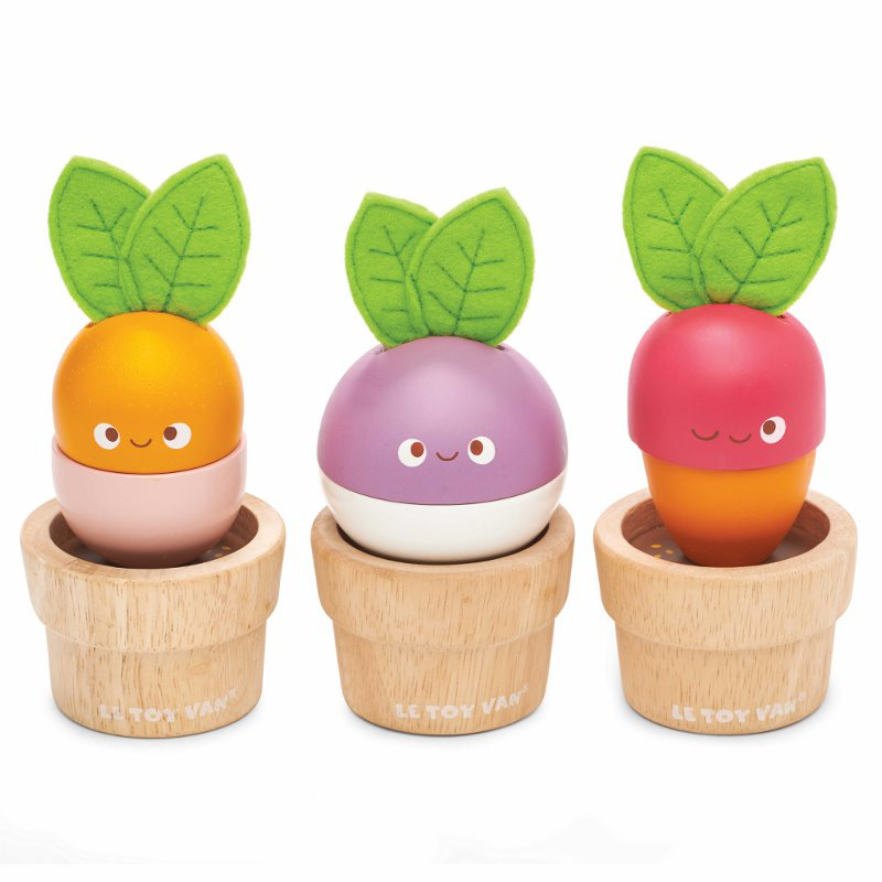 Picture of Le Toy Van® Stacking Veggies