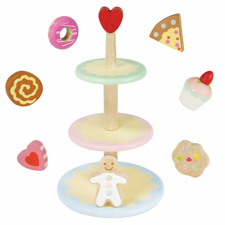 Picture of Le Toy Van® Three Tier Cake Stand