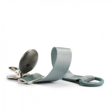 Picture of Elodie Details® Pacifier Clip Wood Hazy Jade