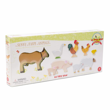 Picture of Le Toy Van® Sunny Farm Animals