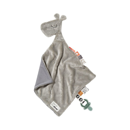 Picture of Done by Deer® Comfort blanket Raffi Grey