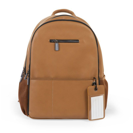 Picture of Childhome® Backpack Leatherlook Brown