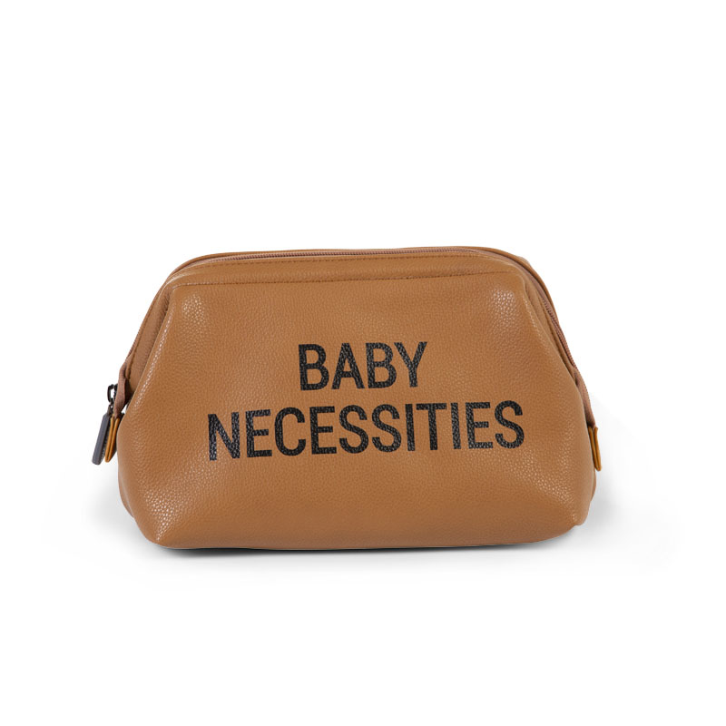 Picture of Childhome® Baby necessities Leatherlook Brown