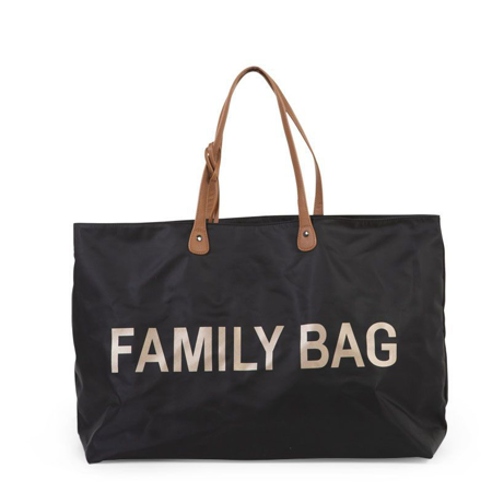 Picture of Childhome® Family bag Black