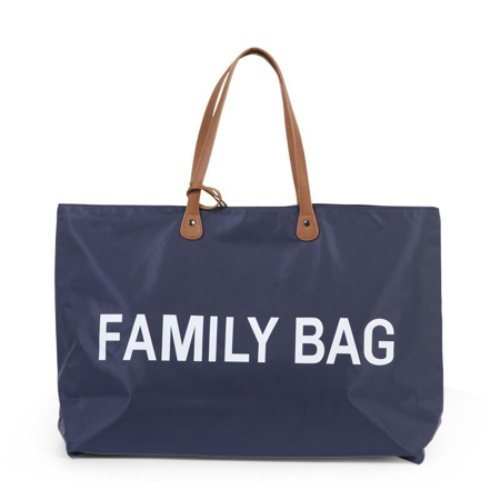 Picture of Childhome® Family bag Navy