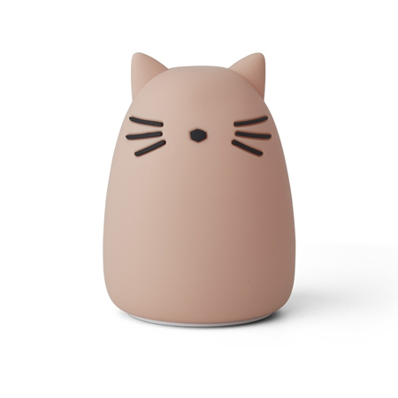 Picture of Liewood® Winston night light Cat rose