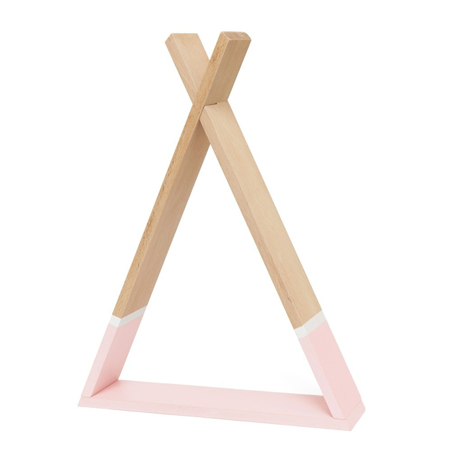 Picture of Petit Monkey® Tipi shelf Pink