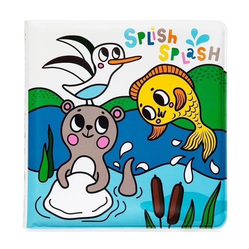 Picture of Petit Monkey® Splish Splash magic bath book Sea