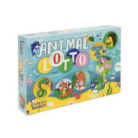 Picture of Petit Monkey® Animal Lotto