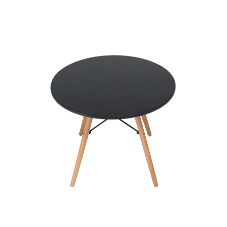 Picture of EM Scandinavian Inspired Kid's Table Black