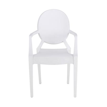 EM Furniture Scandinavian Inspired Kid's chair Modern White